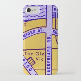 Streets of London iPhone Case