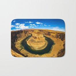 Best Photo of Horshoe Bend, Page, Arizona Bath Mat