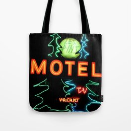Motel Les Pins Tote Bag