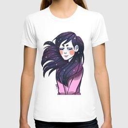 Galaxy Pastel Princess T-shirt