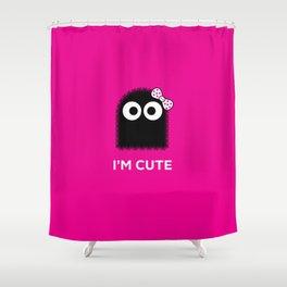 ZERKVELER - I'm cute Shower Curtain