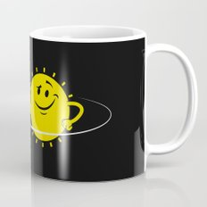 The Whole World Revolves Around Me Mug