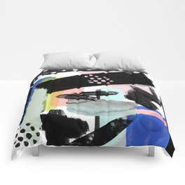 Abstract Modern No. 29 Comforters