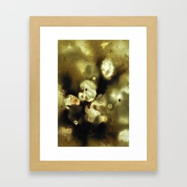 Spume Brew Framed Art Print