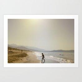 Kreta Art Print