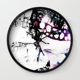 Kenna Wall Clock