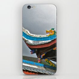 Temple Rooftop iPhone Skin