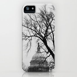 US Capitol Building iPhone Case