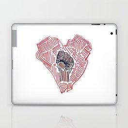 Untitled (Heart Fist) Laptop & iPad Skin