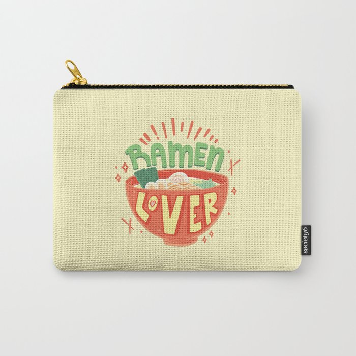 Ramen Lover Carry-All Pouch