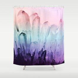 FESTIVAL RAINBOW CRYSTAL Shower Curtain