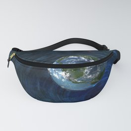 Earth Is In Trouble Fanny Pack