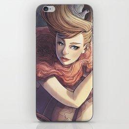 Shekhinah iPhone Skin