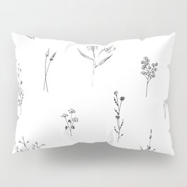 Wildflowers BIG Pillow Sham