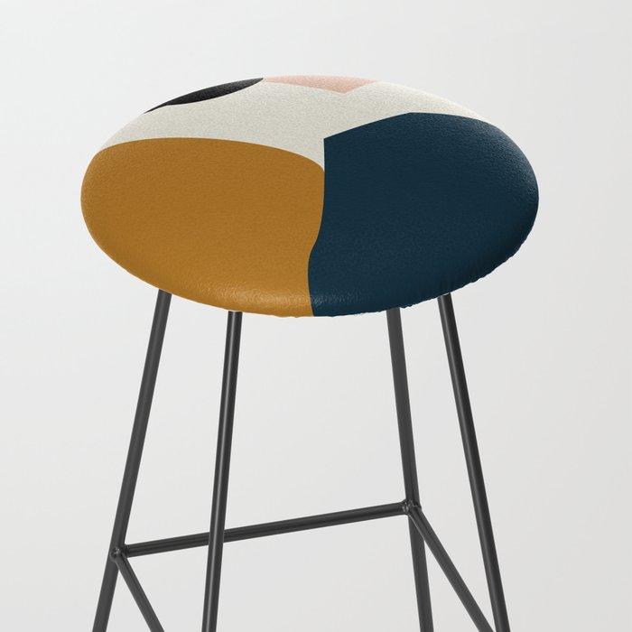 Shape study #1 - Lola Collection Bar Stool