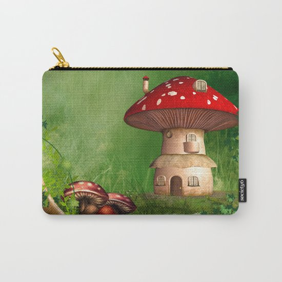 Dwarf Land Carry-All Pouch
