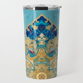 Mehndi 03 Travel Mug