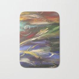Colors in the Wind Bath Mat