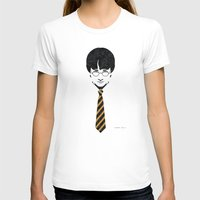 potter T-shirts featuring Iconic Potter by Arne AKA Ratscape