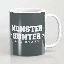 Monster Hunter All Stars - The Tanzia Brawlers Coffee Mug