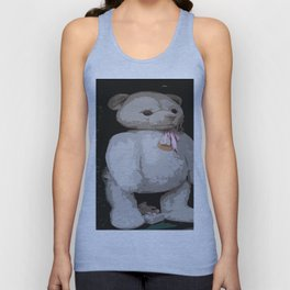 Teddy Bear Unisex Tank Top