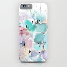 Gentle bouquet iPhone 6s Slim Case