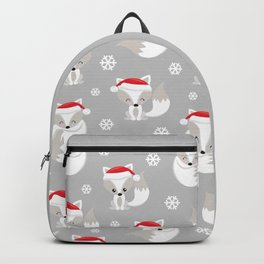 THE SPELL OF THE CHRISTMAS FOXES 2 Backpack