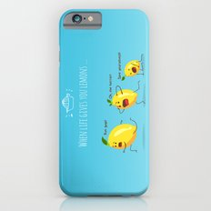 LemonAID Slim Case iPhone 6s