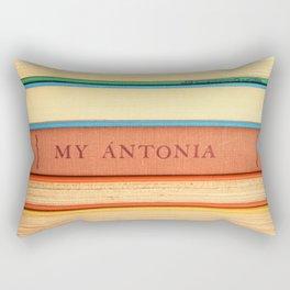 My Antonia Rectangular Pillow