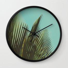 Palm Monday Wall Clock