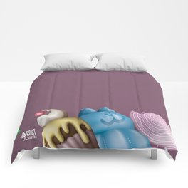 Sweets UP! Comforters