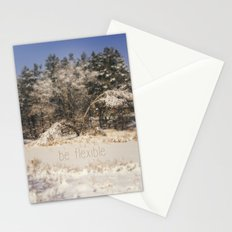 be flexible Stationery Cards