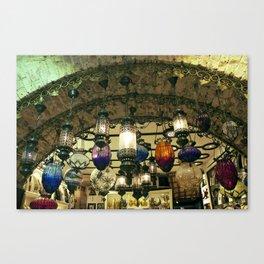 Turkish Lanterns! Canvas Print