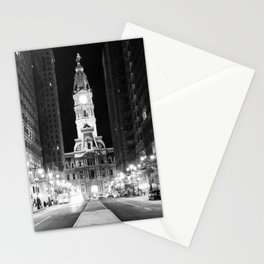 Philly by Night Stationery Cards