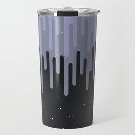 Destruction of the purple universe Travel Mug