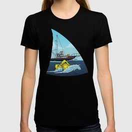 Jaws: The Orca T-shirt