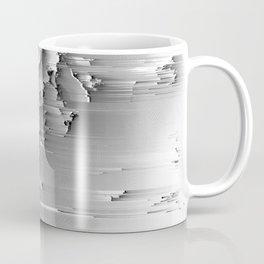 Japanese Glitch Art No.2 Coffee Mug