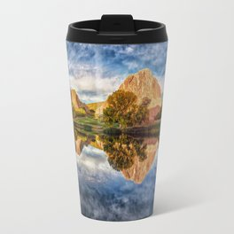 Colorful Colorado Travel Mug