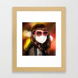 Tatemae Framed Art Print