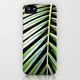 Palm IV iPhone Case