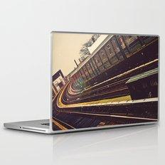 Meet me in the city Laptop & iPad Skin