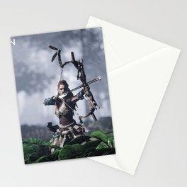 Horizon zero dawn Stationery Cards