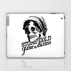 Stone Cold Jane Austin Laptop & iPad Skin