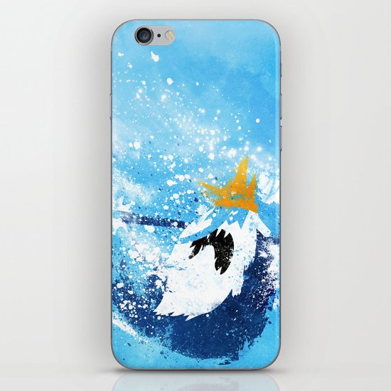 Why did you eat my fries? iPhone & iPod Skin