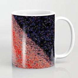 Red black ing Coffee Mug