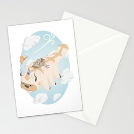 Avatar: The Last Airbender Isometric Artwork Stationery Cards