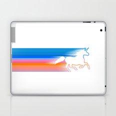Unicorn Run Laptop & iPad Skin