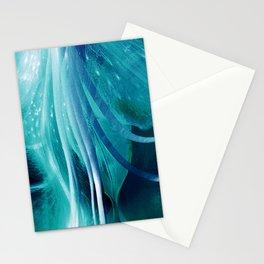 Lily Blue Stationery Cards