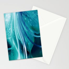 Lily Blue Stationery Cards