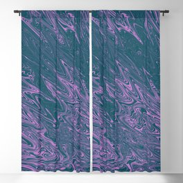 Flowing Blackout Curtain
